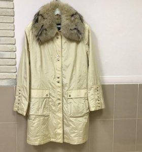 Пальто (осень-зима), р-р: 50