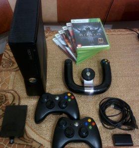 Игровая приставка Xbox 360 4 Gb Комплект