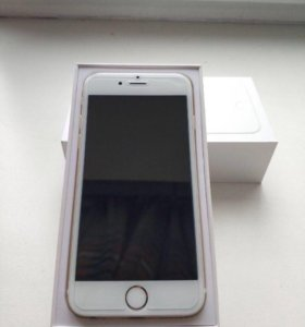 iPhone 6 gold 64 Гб