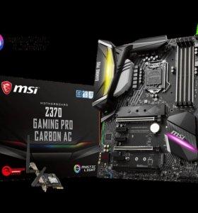 МП MSI Z370 GAMING PRO CARBON