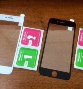 Бронестекло iPhone 6/6s/7/7+/8 (3D)