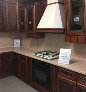 Новые образцы кухонь