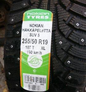 Шина Nokian 255/50 R19