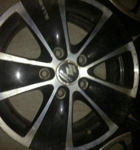 Suzuki 15 радиус