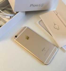 iPhone 6s Gold 16гб