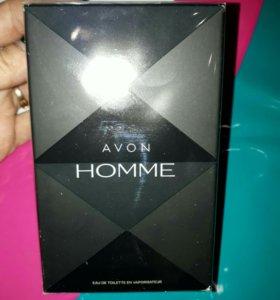 Avon Homme - туалетная вода