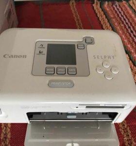 Фотопринтер компактный