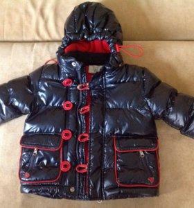 Куртка для мальчика 1-2 года