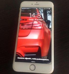 iPhone 6 Plus 128 Gb Gold
