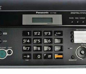 Телефон Panasonic KX FT988RU