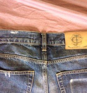 Новые джинсы Just Cavalli