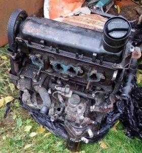 Двигатель skoda octavia 1.6 AKL