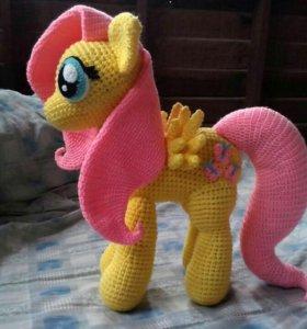 Игрушка пони