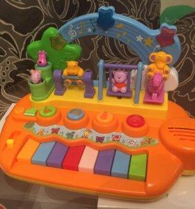 Детский музыкальный центр «Парк развлечений»