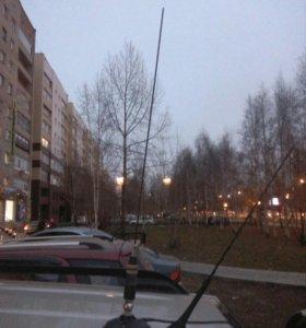 Антена на радиостанцию