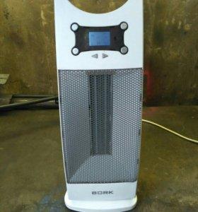 Bork тепловентилятор с пультом ду