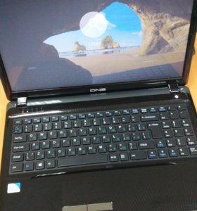Ноутбук DNS W253ELQ (2,4 ггц/6гб/320Гб)