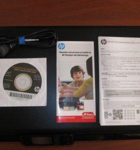 HP Deskjet Ink Advantage 5525 e-All-in-One