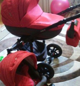Детская коляска 2 в1