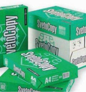Бумага для принтера Svetocopy А4