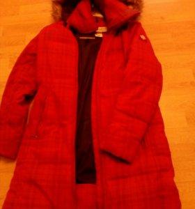 Пальто пуховое Colambia