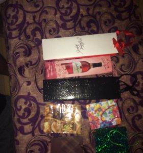 Подарочные пакетики