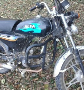 Мопед ALFA DRION