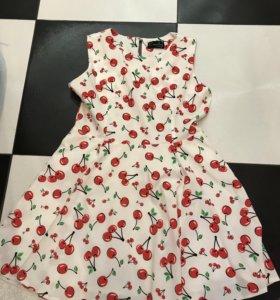 Платье 🍒🍒🍒