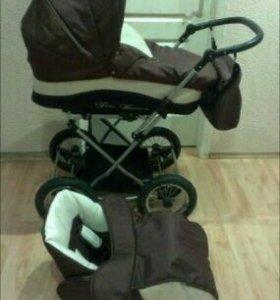 Детская коляска Julia Boronessa 2 в 1