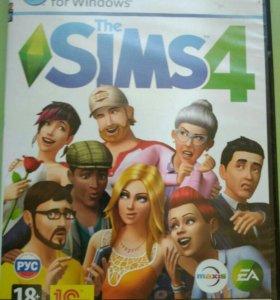 "Игровой диск ""the Sims4""for windows"