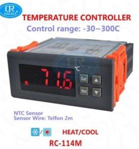 Терморегулятор до 300 градусов 30А Ringder RC-114M