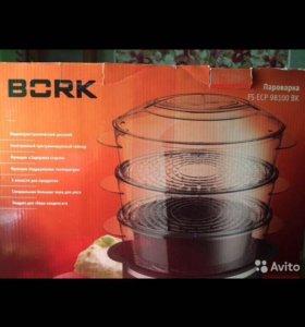 Пароварка Bork