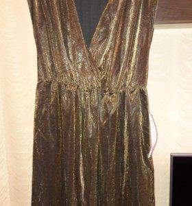 Шикарное платье для барышни с формами