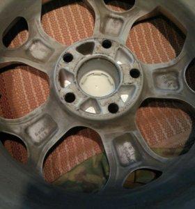 Диски r15 от Opel Vectra B
