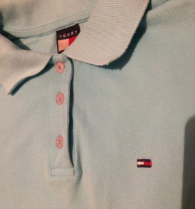 Tommy Hilfiger оригинальная футболка-поло