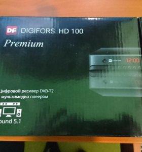 Цифровой ресивер Digifors HD 100