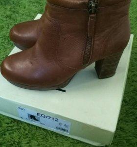 Кожаные ботинки Next, размер 42