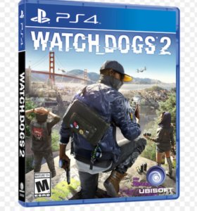 Watch dogs 2 игра Ps4