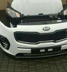 Kia Sportage 4 Комплектный перед
