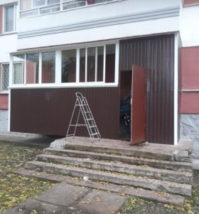 Балконы и пластиковые окна от производителя