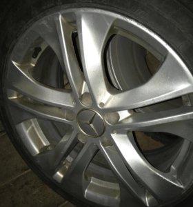 Mercedes Benz Диски R17
