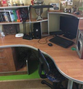 Письменнокомпьютерный стол