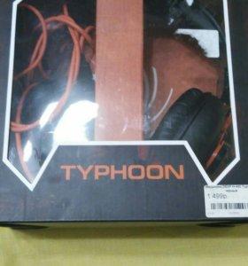 Игровые наушники Dexp Typhoon