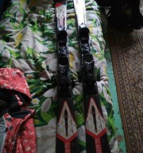 Горные лыжи nordica