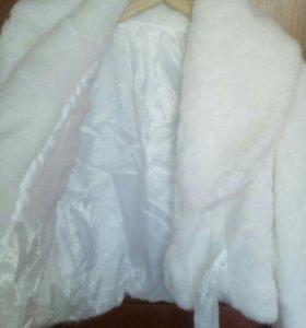 Шуба,сапожки,перчатки