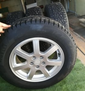 Срочно колёса Pirelli Winter Ice Zero