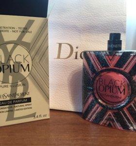 Женский парфюм Black Opium