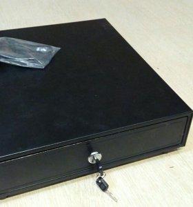 Денежный ящик (черный)
