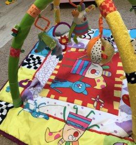 Коврик развивающий детский Taf toys