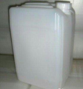 Канистры пластиковые 20 литров Новые